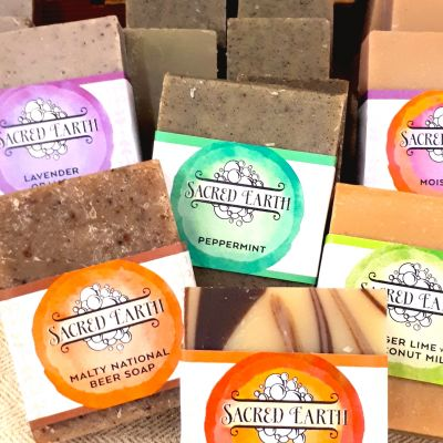Sacred Earth Soaps