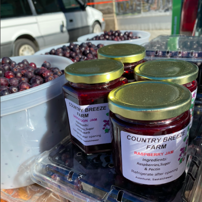 Jams and Berries