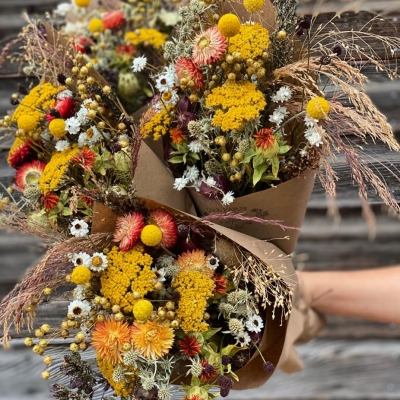 Dried Fall Florals